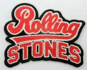The Rolling Stones - 'Team Logo' Embroidered Patch